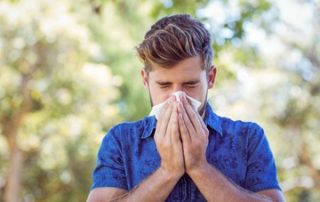 chiropractic treatment for allergies in Germantown